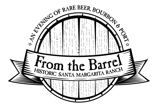 Beer Barrel Drawing Rare Barrel Aged Beers